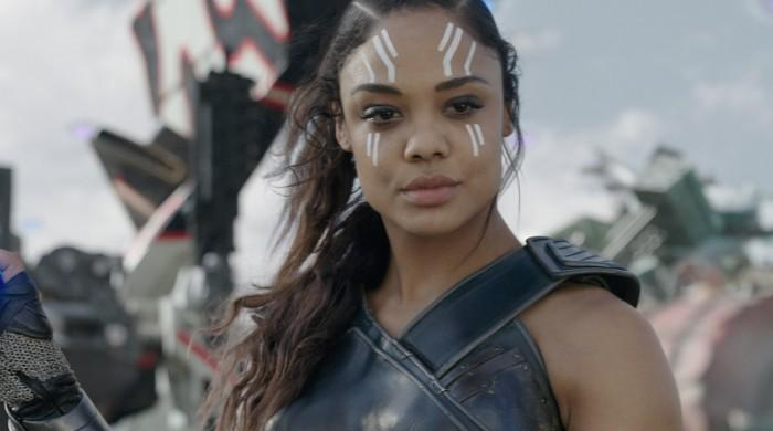Tessa Thompson opens up about enjoying Marvel's first LGBTQ+ character