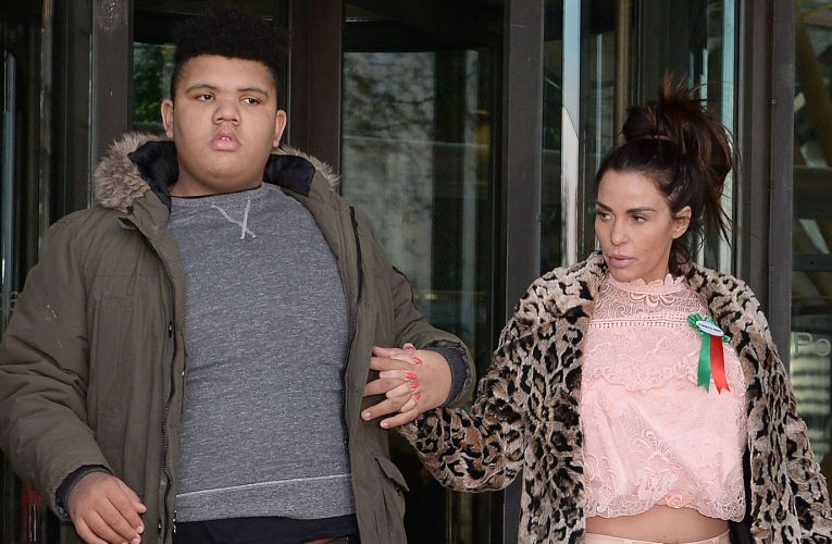 Katie Price: Ex-model tells MPs of 'disgusting' on-line abuse her son receives as she requires 'Harvey's Law'   Ents & Arts News