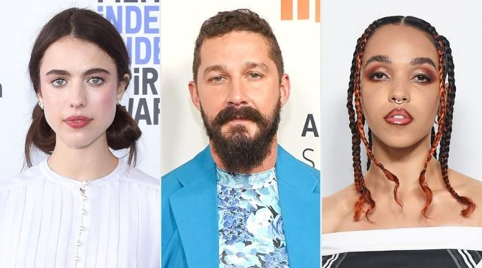 Margaret Qualley shows support to FKA Twigs after dumping Shia LaBeouf