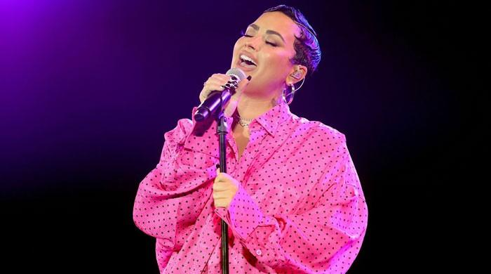 Demi Lovato touches on PTSD struggles from fame: 'I was in so much pain'