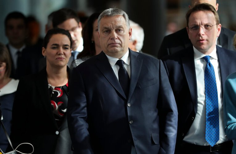 In Orban's Hungary, Some 'Migrants' Are Treated With Reverence