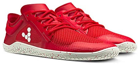 VIVOBAREFOOT Primus Lite II Recycled IWD, Womens Vegan Light Movement Breathable Shoe with Barefoot Sole
