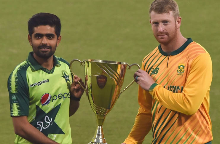 Pakistan, South Africa lock horns today to gain lead in T20I series