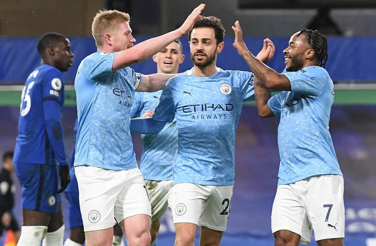 Man City crowned Premier League champions after Man Utd loss