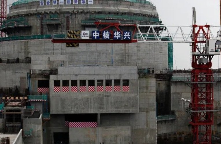 Chinese nuclear plant 'performance issue' reported by its French joint operator   CBC News