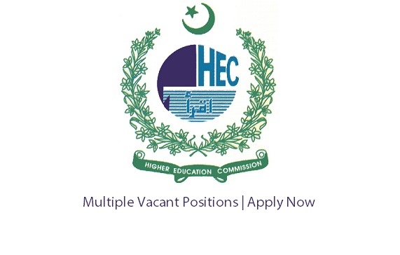 Higher Education Commission HEC Jobs June 2021