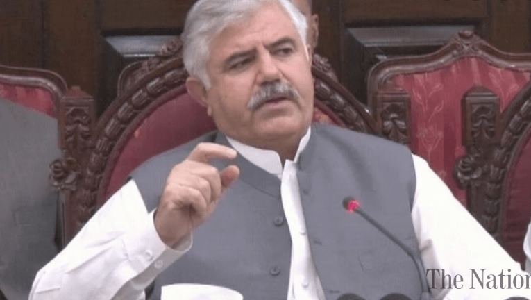 KPK govt is fully prepared to provide security to citizens of province: Mahmood Khan