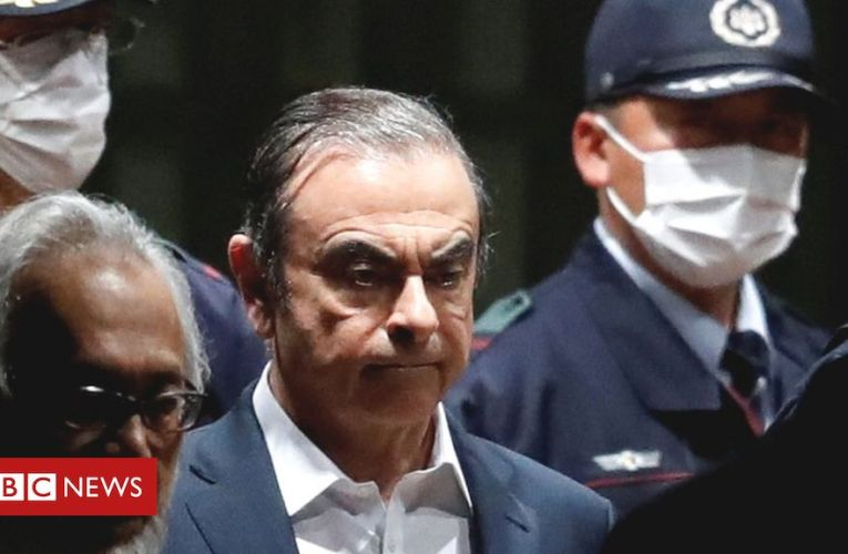 The downfall of Nissan's Carlos Ghosn: An insider's view