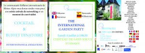 the international garden party-fedeclaira