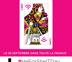 He for She IT day – 28 september