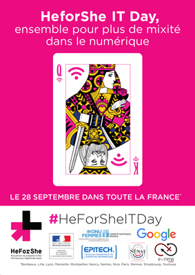 He for She IT day – 28 september