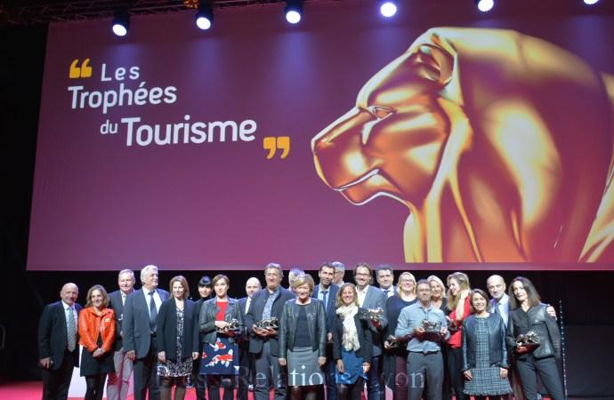Les Trophées du Tourisme ONLY LYON – 2e édition à la Halle Tony-Garnier