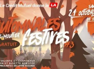 Automnales Festives 3eme édition – 21 octobre