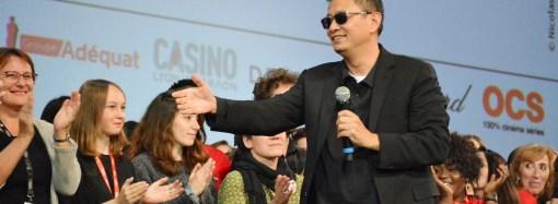 Coup de projecteur sur Wong Kar-wai à la séance de clôture du Festival Lumière 2017