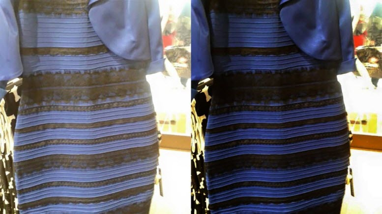 White And Gold Or Blue And Black Newsasylum