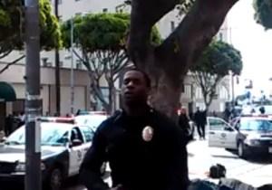 lapd officer who killed homeless man