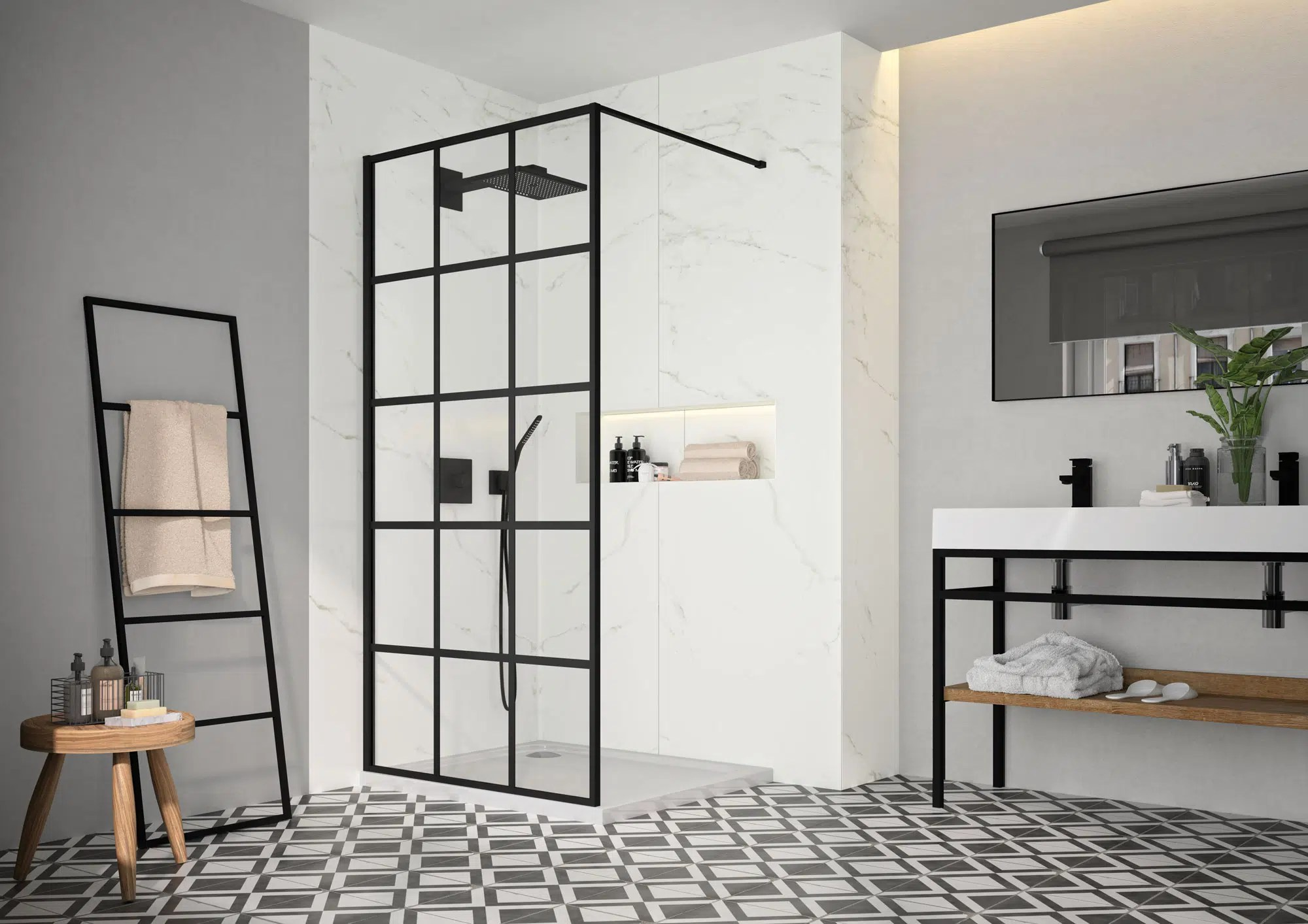 Shower Screens Melbourne Installation  -Fast and Easy