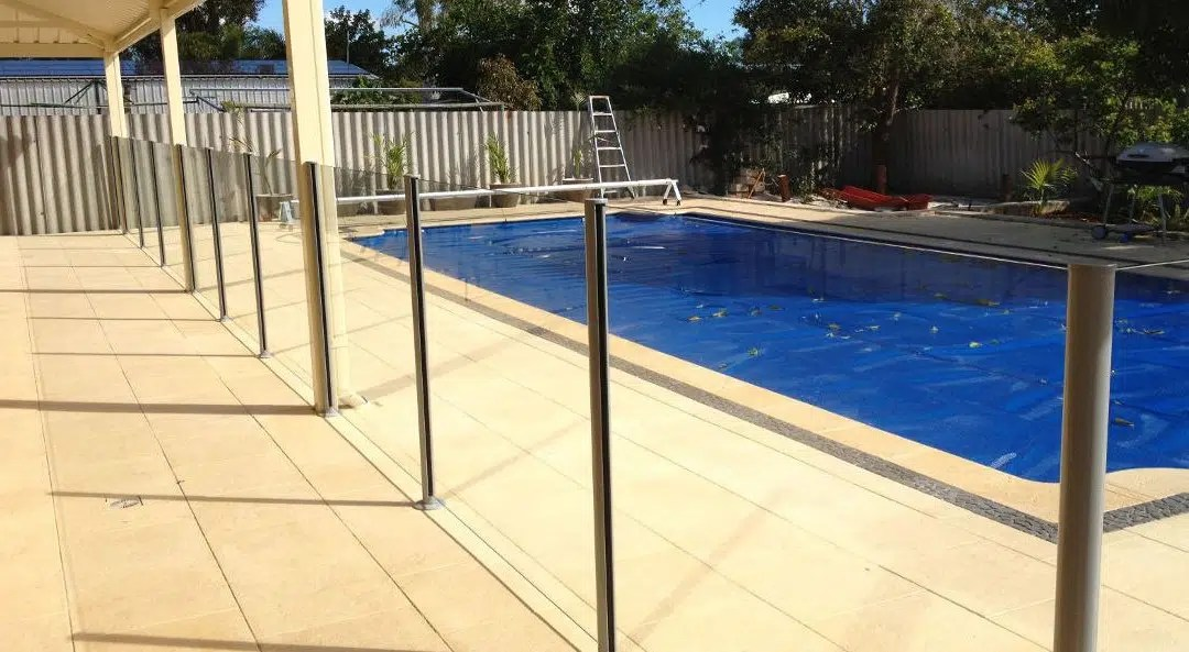 Is it necessary to have glass pool fencing?