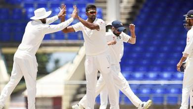 Photo of West Indies vs India, 2nd Test in Jamaica