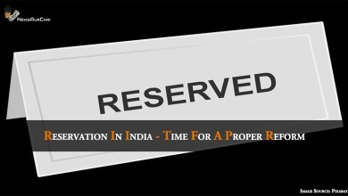 Photo of Reservation In India – Time For A Proper Reform
