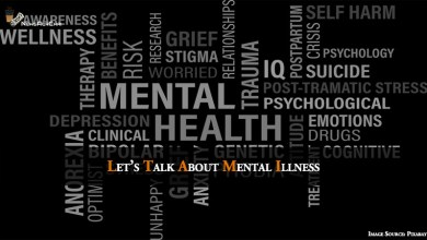 Let's Talk About mental illness