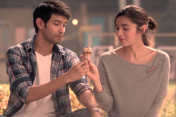 Vikrant Messey in Cornetto Advertisement