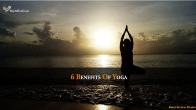 Photo of 6 Benefits of Yoga