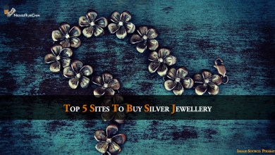 Top 5 sites to buy silver jewllery