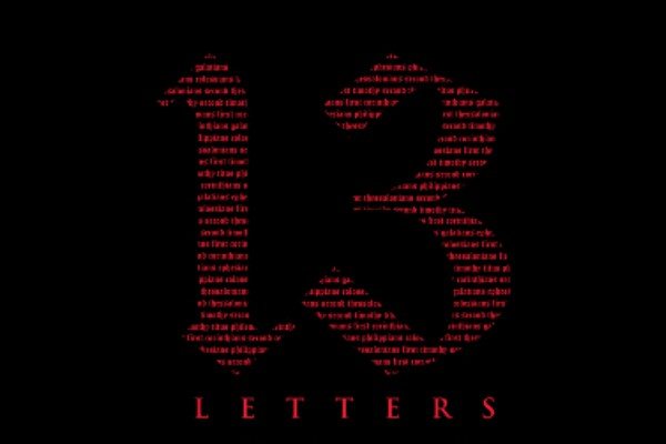 13 letters