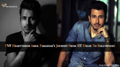 TVF Heartthrob Amol Parashar's Journey From IIT Delhi To Bollywood!