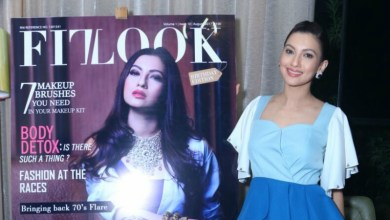 Photo of Gauhar Khan Launches Cover Of Fit Look !