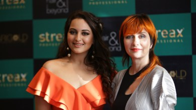 Photo of Marigold Collection of Streax Professional Unveiled at Mega Hair Show 'Hair & Beyond'