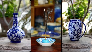 Photo of Preserving The Ancient Art Form Of Blue Pottery – Blue Jaipur