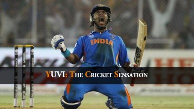 Photo of YUVI: The Cricket Sensation