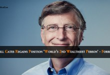 Bill Gates Rich Again