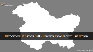 Photo of Revocation of Article 370 – Reaction From Around The World