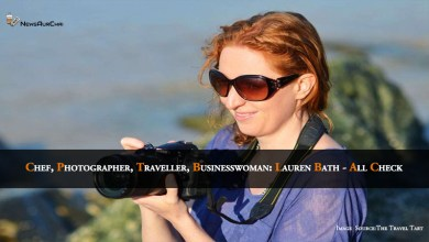 Photo of Chef, Photographer, Traveller, Businesswoman: Lauren Bath – All Check