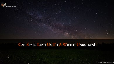 Photo of Can Stars Lead Us To A World Unknown?