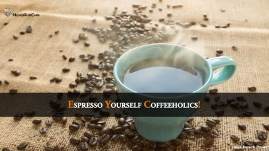 Espresso Yourself Coffeeholics!