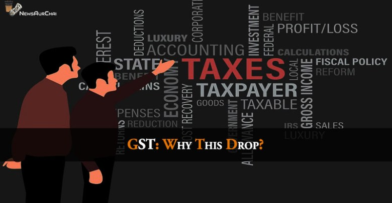 GST: Why this drop?