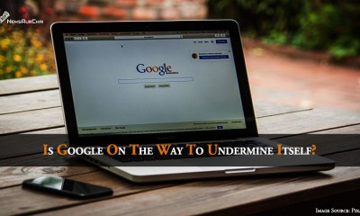 Is Google On The Way To Undermine Itself?