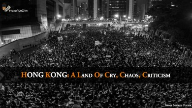 Photo of HONG KONG: A land of Cry, Chaos, Criticism