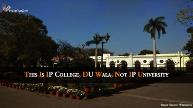 Photo of This Is IP College, DU Wala, Not IP University