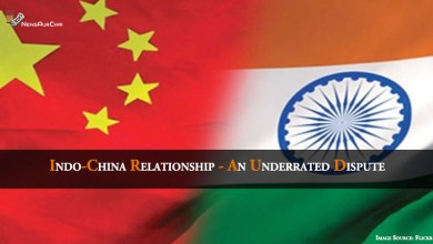 Indo-China Relationship - An Underrated Dispute