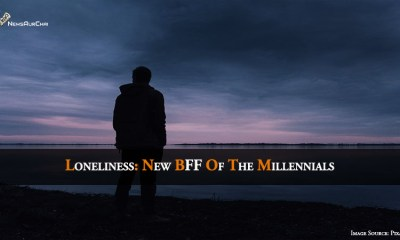 Loneliness - New BFF Of The Millennials