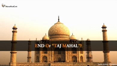 End Of Taj Mahal?