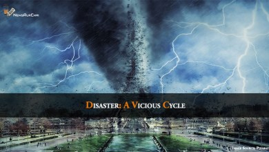 Photo of Disaster: A Vicious Cycle