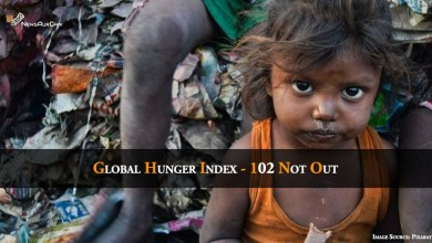 Photo of Global Hunger Index -102 Not Out