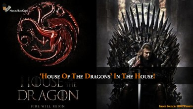 Photo of House Of The Dragons In The House!