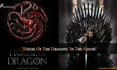 House of the Dragons in the house